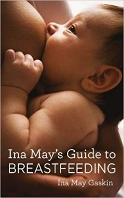 Photo of the cover of Ina May's Guide to Breastfeeding