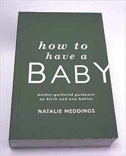 Photo of the cover of How to Have a Baby