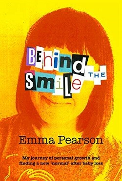 Front cover of Behind the Smile by Emma Pearson